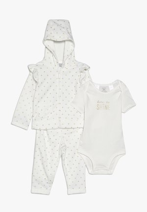 CARDIGAN BABY SET  - Body - ivory