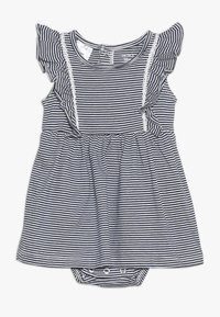 Carter's - BODYSUIT DRESS BABY SET - Strikjakke /Cardigans - blue - 2