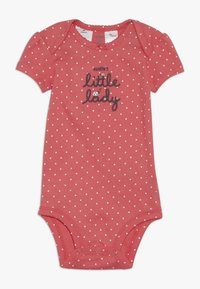 Carter's - GIRL LADYBUG BABY SET - Legíny - pink - 3