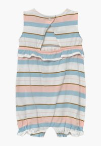Carter's - STRIPE RUFFLE - Overall / Jumpsuit /Buksedragter - white, light pink - 1