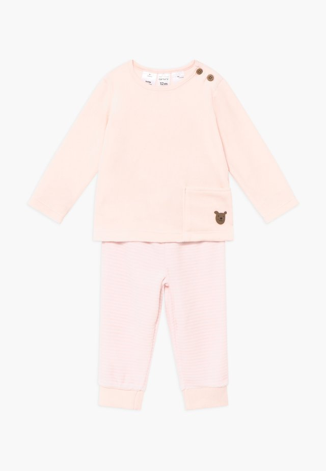 BABY SET - Sweater - pink