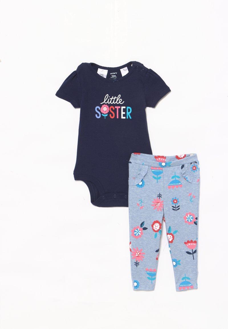 Carter's - SISTER SET - Leggings - Trousers - multicoloured