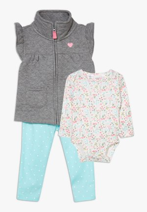 QUILTED SET - Body - multicolor