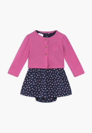 BABY SET  - Cardigan - navy