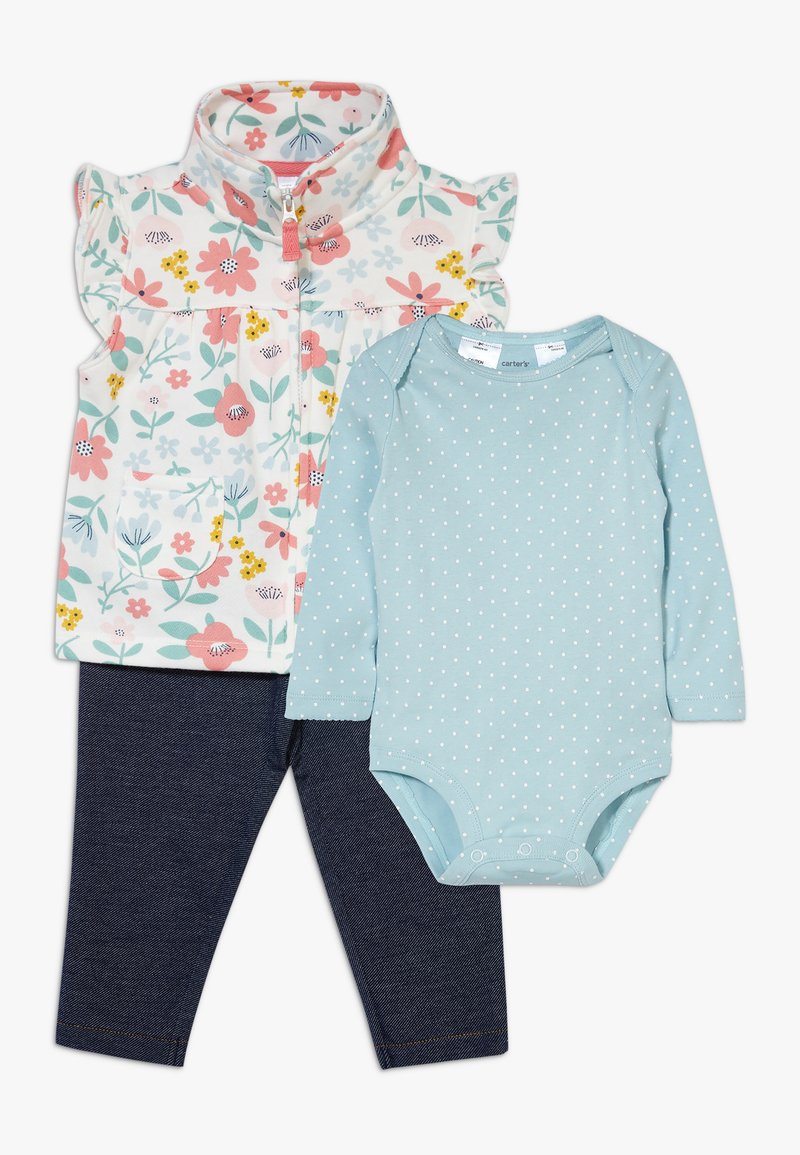 Carter's - FLORAL SET  - Body - multicoloured