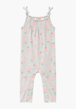 STRAWBERRY - Jumpsuit - off-white/light pink