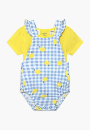 LEMONS SET - Jumpsuit - blue