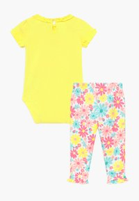 Carter's - MULTI FLOWERS SET - Leggingsit - yellow - 1