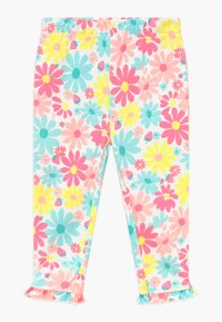 Carter's - MULTI FLOWERS SET - Leggingsit - yellow - 2