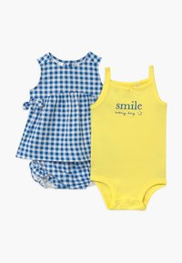 Carter's - GINGHAM - Body - blue - 0