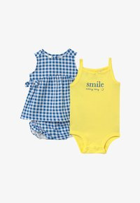 Carter's - GINGHAM - Body - blue - 3