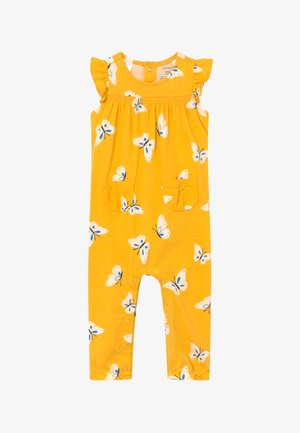 FLORAL - Overal - yellow