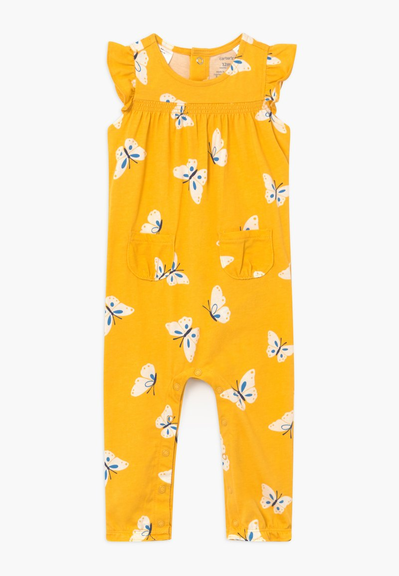 Carter's - FLORAL - Overal - yellow
