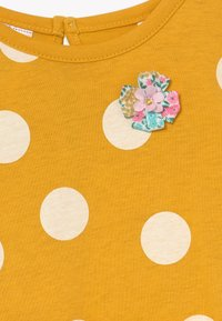 Carter's - DOTS SET - Legíny - yellow/blue denim - 4