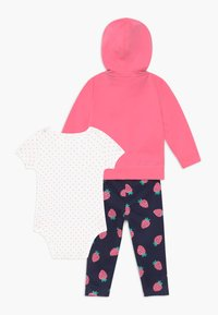 Carter's - BERRY HOOD SET  - Mikina na zip -  pink - 1