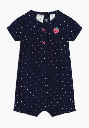 SUR BERRY - Jumpsuit - navy