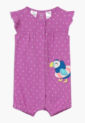 CREEPER PARROT - Overall / Jumpsuit - purple