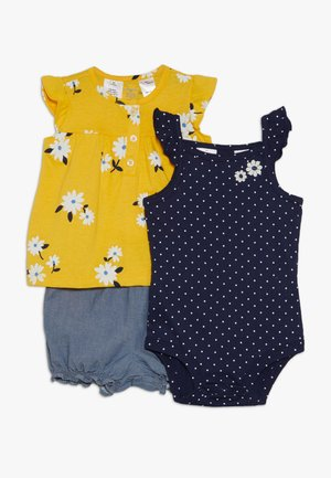 FLORAL SET - Body - yellow