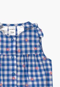 Carter's - GINGHAM - Jumpsuit - blue - 3
