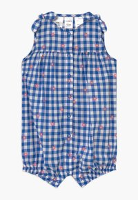 Carter's - GINGHAM - Jumpsuit - blue - 0