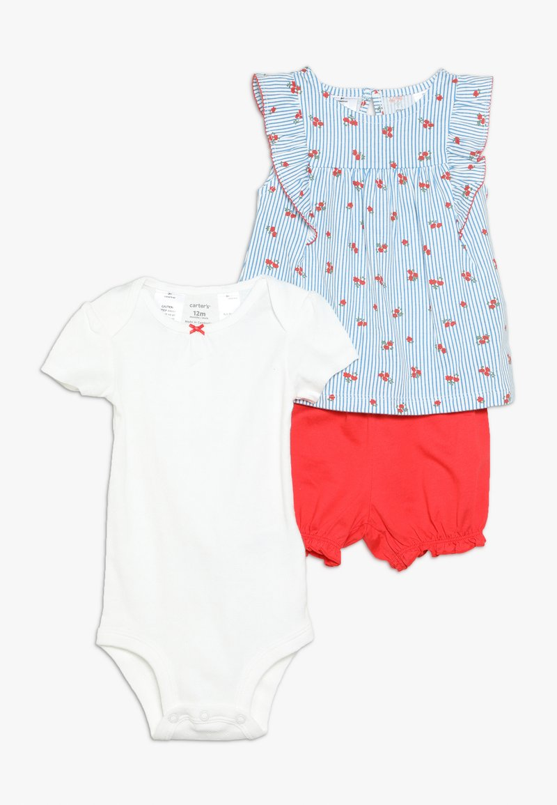 Carter's - POPPIES SET - Body - blue