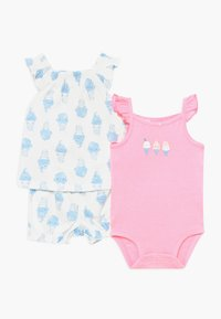 Carter's - ICE CREAM SET - Pantalones - ivory - 0