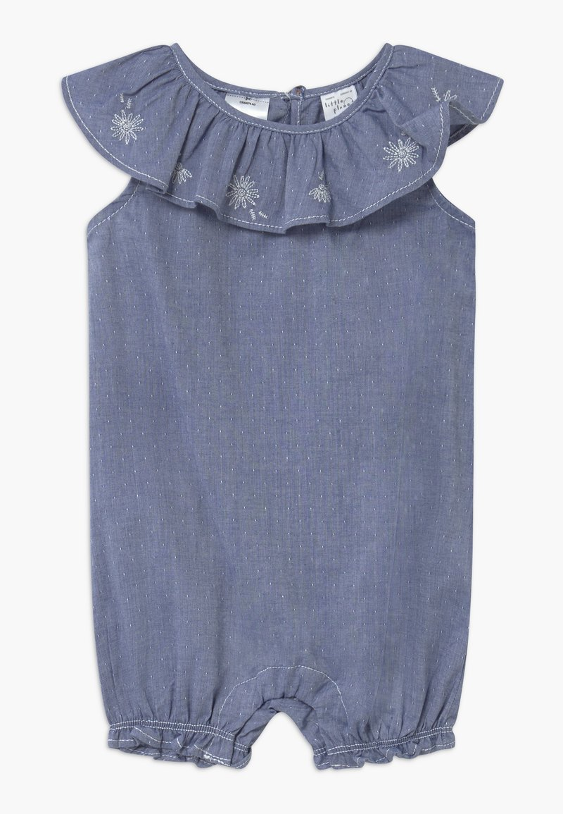 Carter's - BABY - Overall / Jumpsuit /Buksedragter - blue