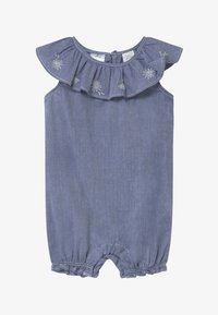Carter's - BABY - Overall / Jumpsuit /Buksedragter - blue - 2