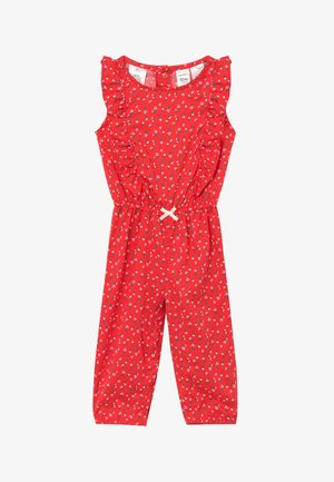 FLORAL - Jumpsuit - pink