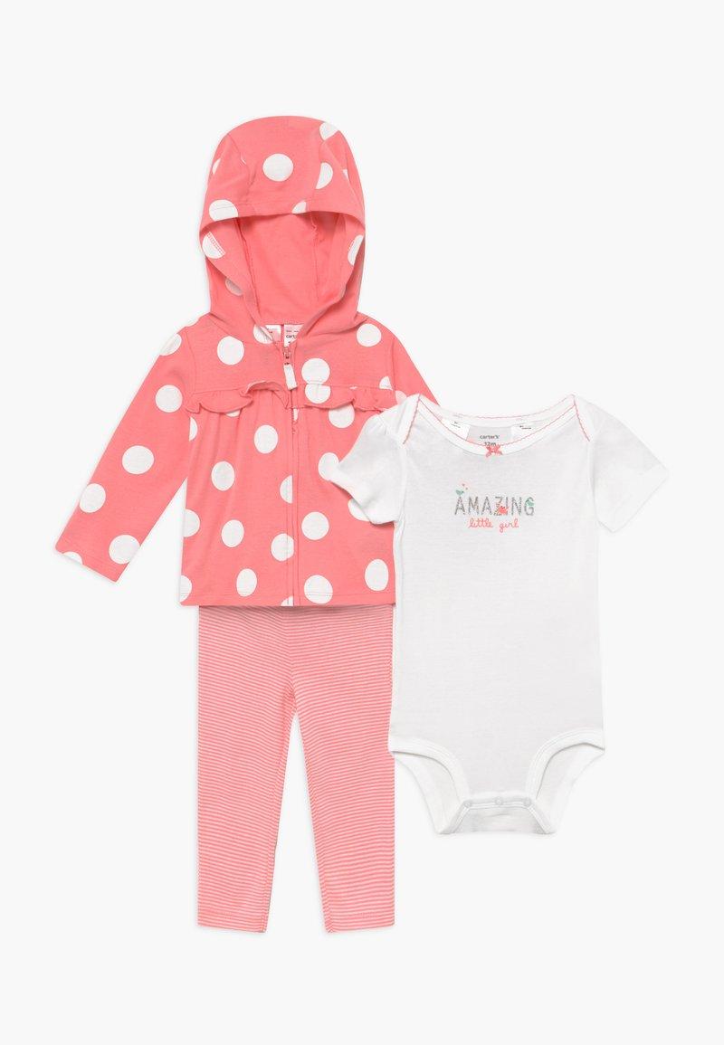 Carter's - SET - Vest - pink