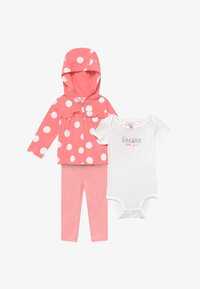 Carter's - SET - Vest - pink - 3