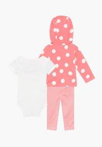 Carter's - SET - Vest - pink - 1