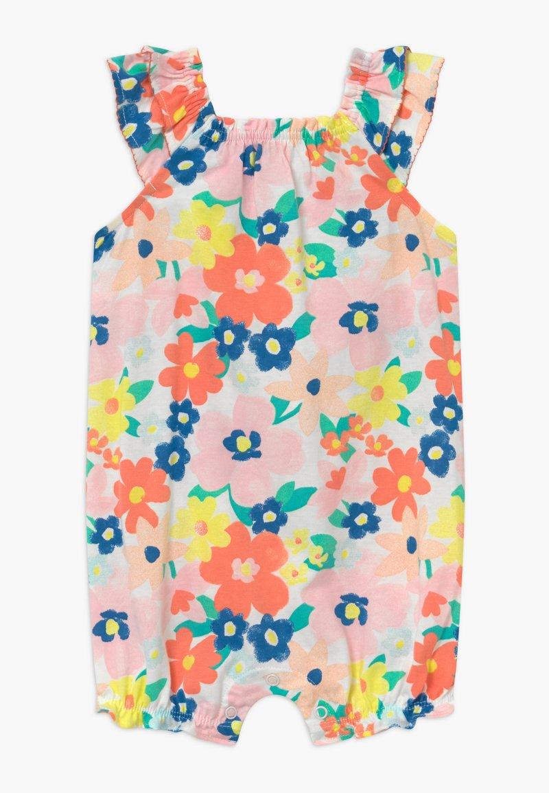 Carter's - FLORAL - Jumpsuit - multi-coloured
