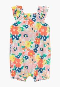 Carter's - FLORAL - Jumpsuit - multi-coloured - 1