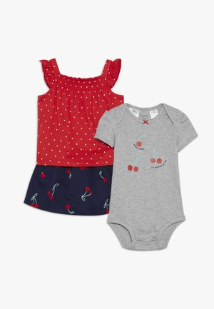 CHERRIES SET - Body - red