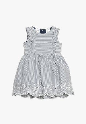 BABY EYELET - Vapaa-ajan mekko - blue