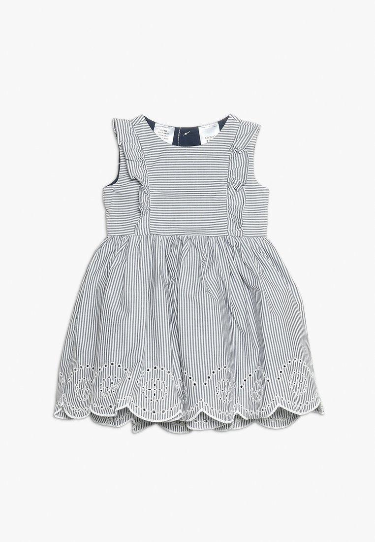Carter's - BABY EYELET - Freizeitkleid - blue