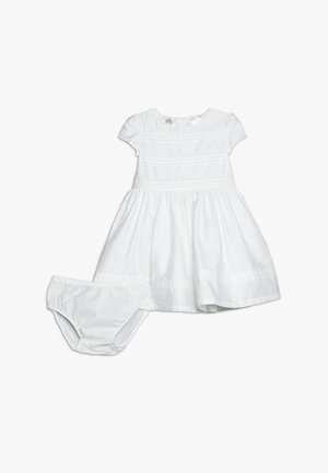 BABY SET - Cocktailjurk - white
