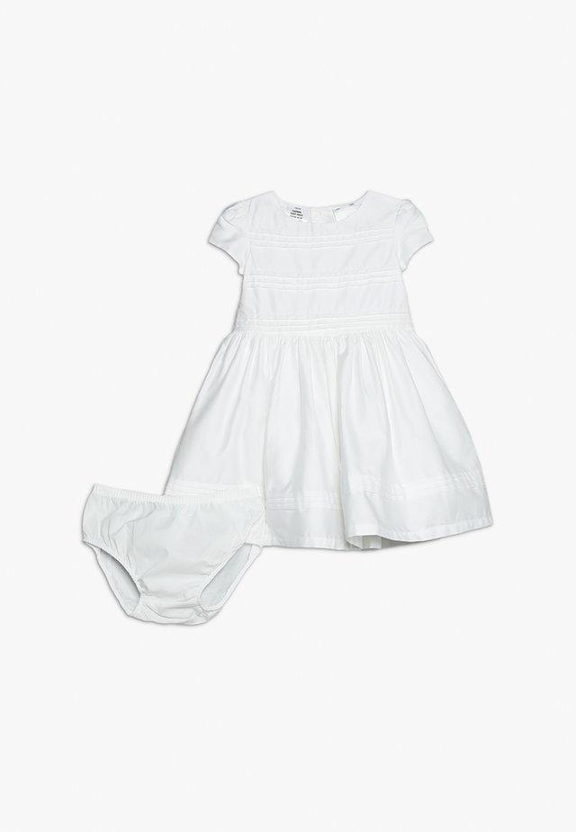 BABY SET - Cocktailklänning - white