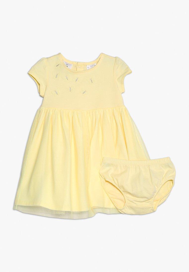 Carter's - BABY TUTU - Jerseykleid - yellow