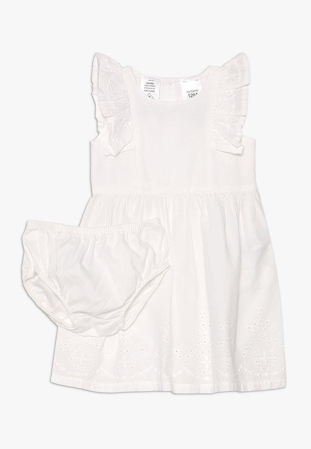 BABY DRESS - Vardagsklänning - ivy ivory