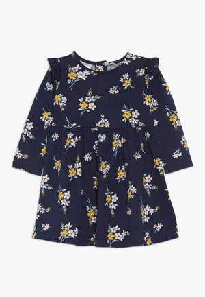 SINGLE DRESS BABY - Vestito di maglina - navy