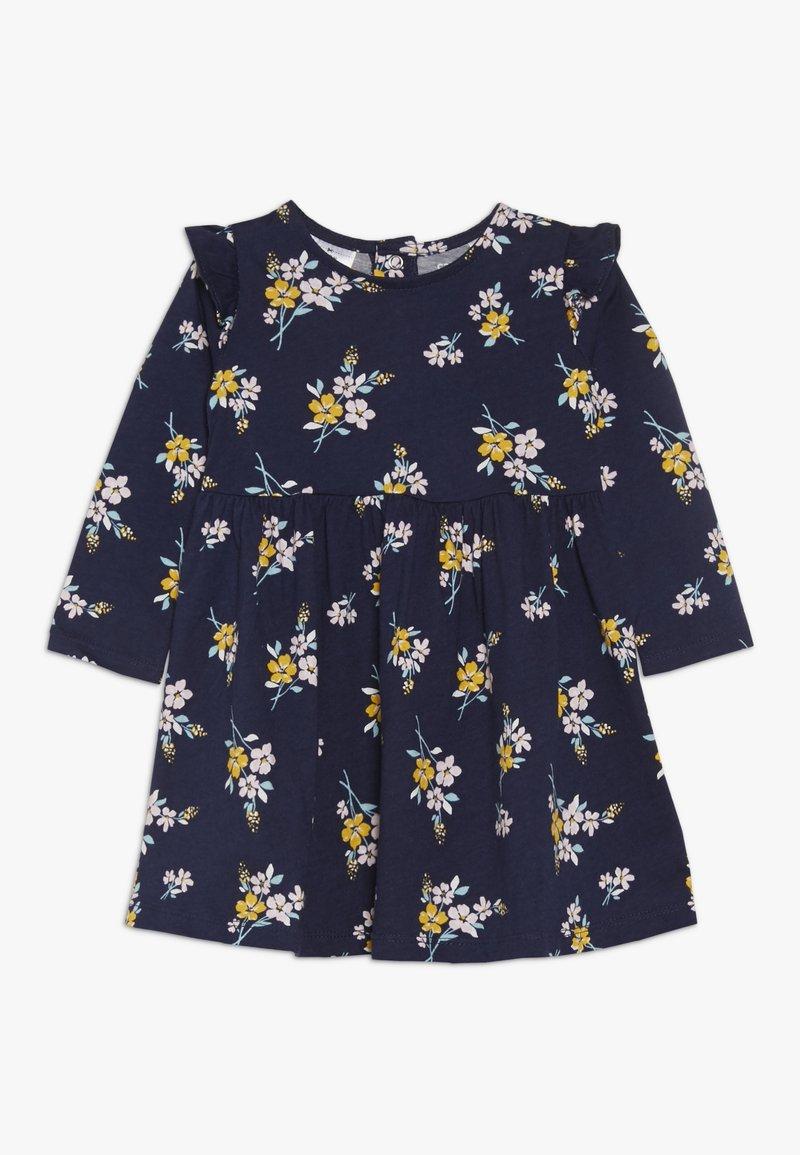 Carter's - SINGLE DRESS BABY - Žerzejové šaty - navy