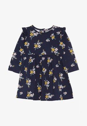 SINGLE DRESS BABY - Žerzejové šaty - navy