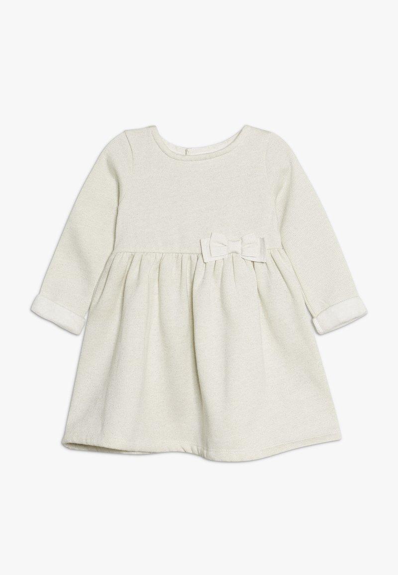 Carter's - COZY DRESS BABY - Koktejlové šaty/ šaty na párty - ivory