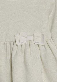 Carter's - COZY DRESS BABY - Koktejlové šaty/ šaty na párty - ivory - 4