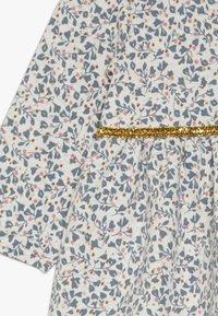 Carter's - COZY DRESS BABY - Vardagsklänning - light grey - 4