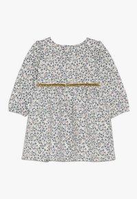 Carter's - COZY DRESS BABY - Vardagsklänning - light grey - 1