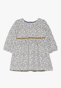 Carter's - COZY DRESS BABY - Vardagsklänning - light grey - 0