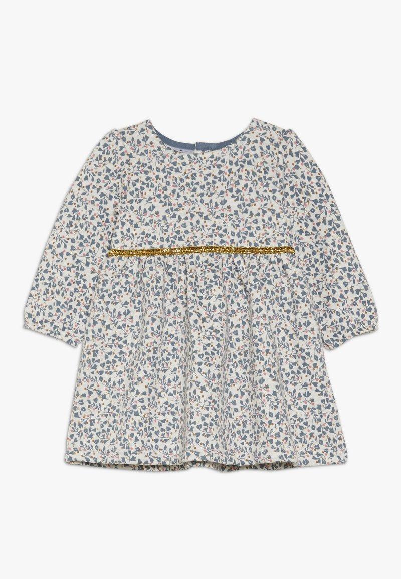 Carter's - COZY DRESS BABY - Hverdagskjoler - light grey